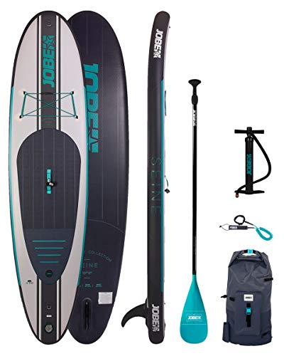 Jobe Infinity Seine 10'6 Inflatable Sup Package – Board, Bag, Pump & Paddle