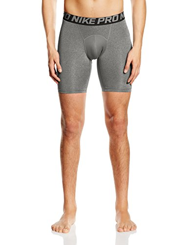 Nike Mens Pro Cool Compression Short, Xl, Grey