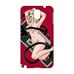 Evil-Store Sexy lady 3D Phone Case for Samsung Galaxy s5