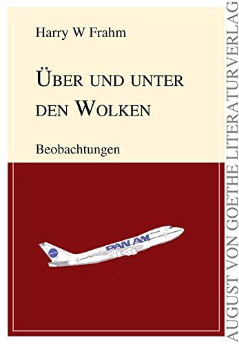 Über und unter den Wolken: Beobachtungen (August von Goethe Literaturverlag) (German Edition)