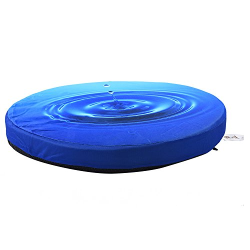 Zaote Brand New Pet Mat Water Droplet Shaped Pet Summer Cooling Mat