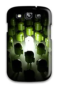 New Arrival KMiItPs4798KODBL Premium Galaxy S3 Case(wallpapers For Android )