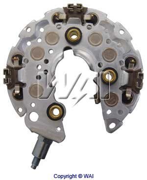 12-50A Avalanche Press Fit Diodes, 20-24V|Denso 130A IR/IF (130a Alternator)