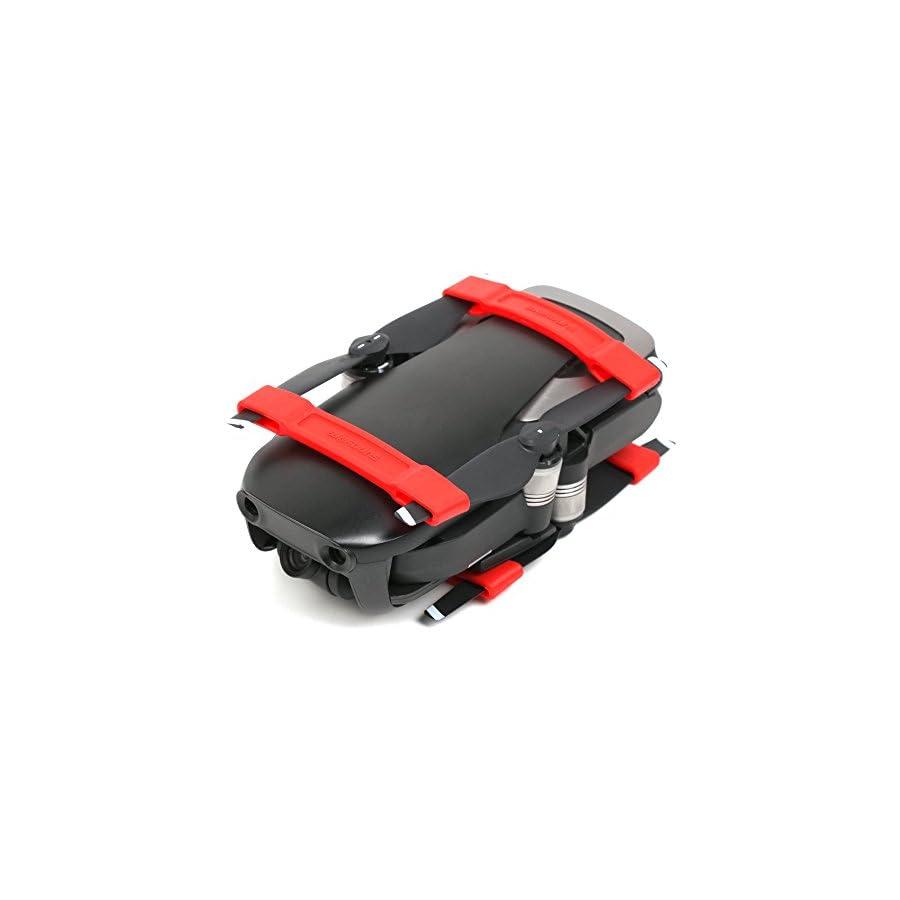Anbee Mavic Air Propeller Protector Clip Props Fixed Holder for DJI Mavic Air Drone, 4pcs/set