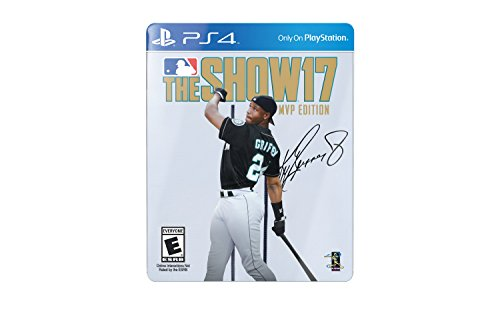 MLB The Show 17 MVP Edition - PlayStation 4 MVP (Mlb Post)