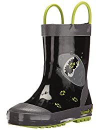 Kamik Kids Chomp Rain Boots