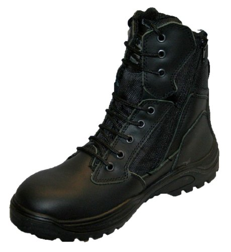 Scarpe uomo Black Nero nero Groundwork antinfortunistiche 8Eqwnd