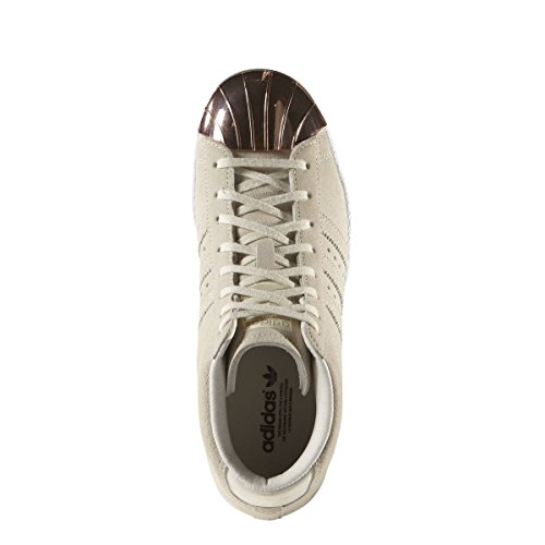 Creme Owhiteowhitecoppmt Pointure Metal S79384 Superstar Couleur Adidas blanc Up 0 44 wTqFtO