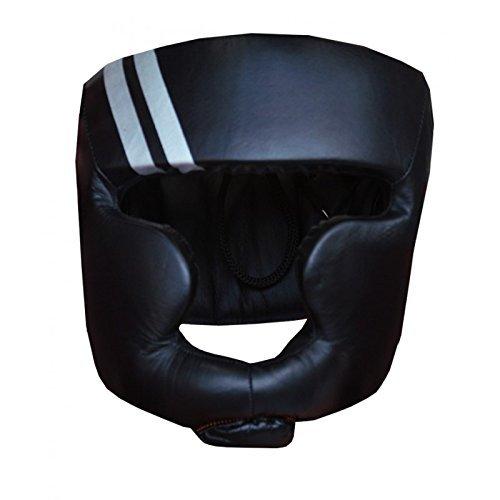 非常に高い品質 Rhingo Pro Elite Full Face Pro Face Boxing Battle Headgear Full Small LEATHER B06W5VR4B6, メガネのれんず屋:24d80d95 --- a0267596.xsph.ru
