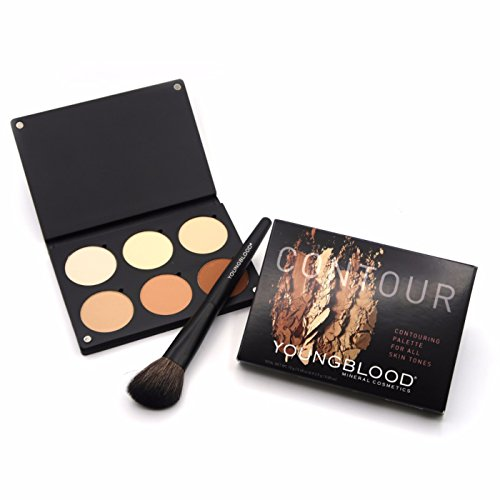 Youngblood Contour Palette, 0.48 Ounce