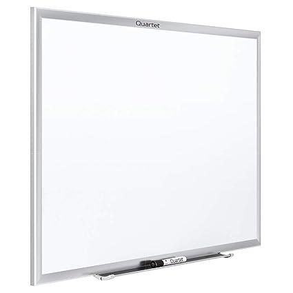 amazon com quartet whiteboard white board dry erase board 24 x
