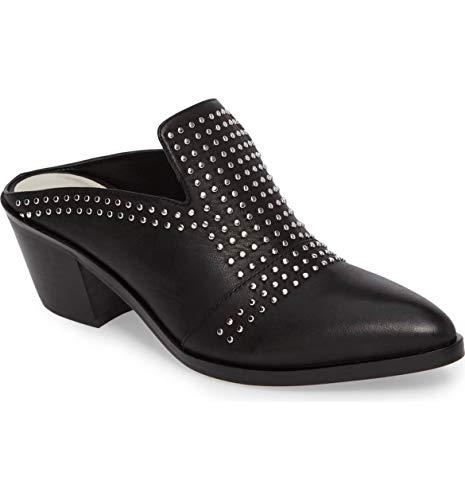 1.State Women's Lon Studded Slip-On Mule, Black 8 B(M) US