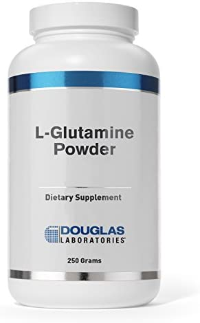 Douglas Laboratories%C2%AE L Glutamine Structure Gastrointestinal