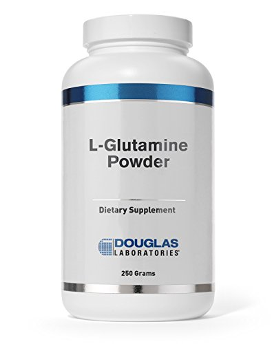 Douglas Laboratories - L-Glutamine Powder - Supports Structure and Function of the Gastrointestinal (GI) Tract and Immune System* - 250 Grams