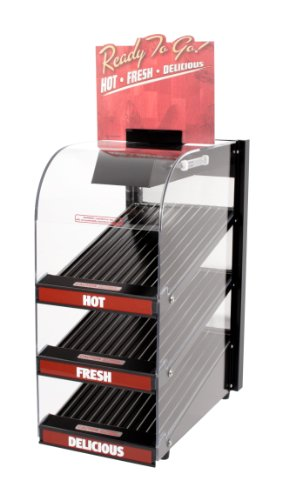 Wisco 00787-001 Food Warming and Merchandising Cabinet by Wisco