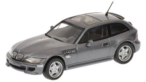 BMW 1  43 Scale 2002 m Coupe (Grigio Metallizzato)