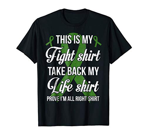 Liver Cancer This Is My Fight Shirt Take Back My Life Shirt