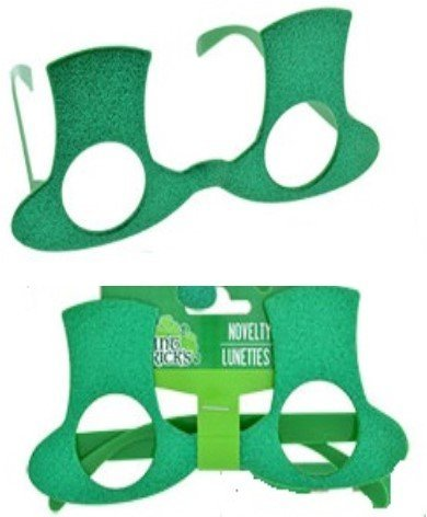 Fun Cute St. Patrick Glittery Plastic Sunglasses Glasses - Sunglasses Jcpenney