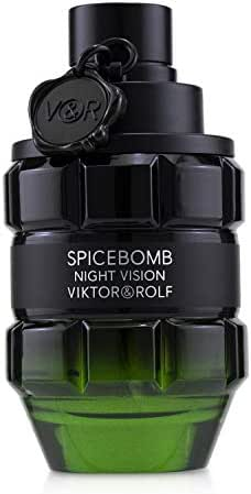 Spicebomb Night Vision by Viktor & Rolf Eau De Toilette Spray 1.7 oz Men