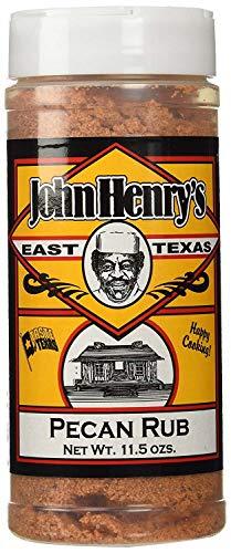 (John Henry's Pecan Rub (11.5 oz))