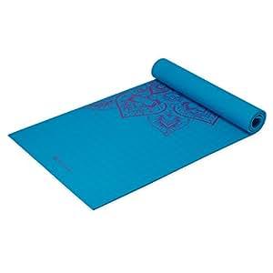 Amazon Com Gaiam Sol Studio Select Sticky Grip Yoga Mat