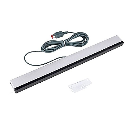 CAVN Replacement Wired Infrared Ray Sensor Bar for NIntendo Wii and Wii U Console