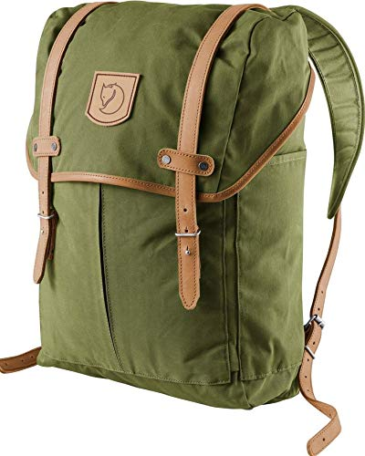 Green Medium F24205-Green Fjallraven Rucksack No.21 Daypack