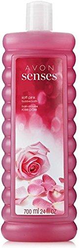 Bubble Delight Bubble Bath (Soft - Bouquet Beauty Blushing