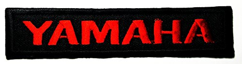 YAMAHA Motorcycles Bikes Motocross MotoGP Racing Vintage Classic logo Patch Sew Iron on Embroidered