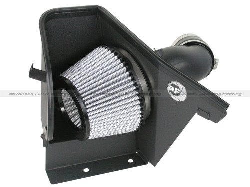 aFe Stage 2 Cold Air Intake Pro-Dry S BMW 5-Series E60 3.0L 06-09