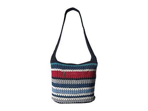 The Sak Women's Amberly Hobo Marina Stripe One Size