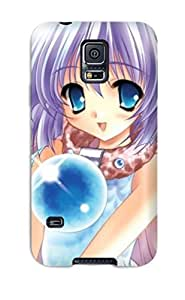 Galaxy S5 Cover Case - Eco-friendly Packaging(anime)
