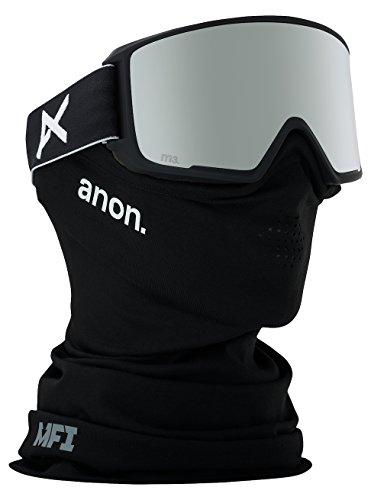 Burton M3 MFI Goggle, Black, Sonar Silver - Googles Anon Ski
