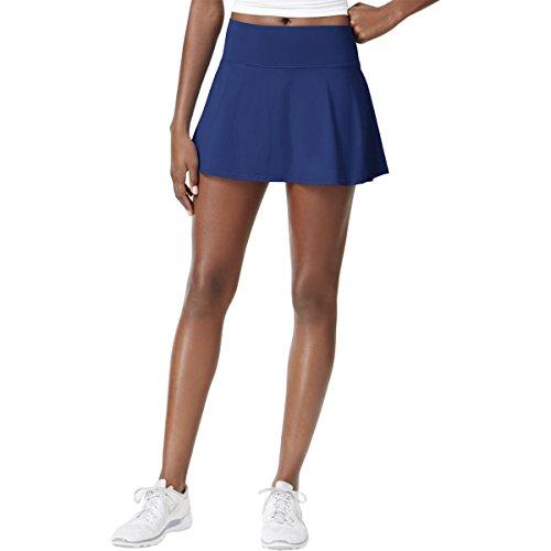 Ideology Womens Fitness Performance Skort Blue L from Ideology
