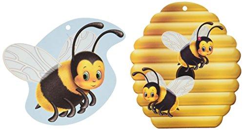 Mini Bumblebee Cutouts   (10/Pkg)]()