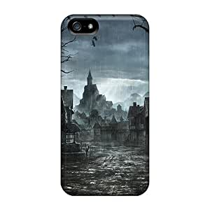 New Premium Rlbennett The Dark Ages Skin Case Cover Excellent Fitted For Iphone 5/5s