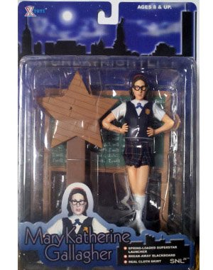 Molly Shannon as Mary Katherine Gallagher Action Figure - Saturday Night Live SNL 25th Anniversary (Mary Katherine Gallagher)
