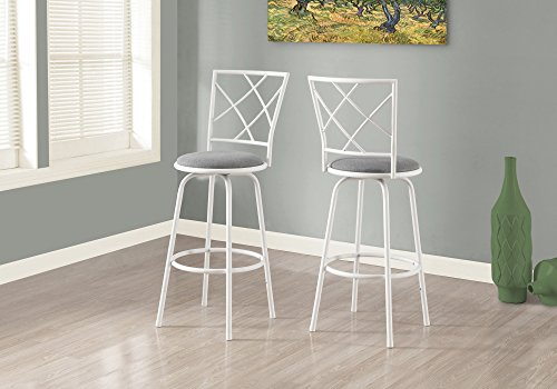 Monarch 2 Piece Swivel Barstool, ()