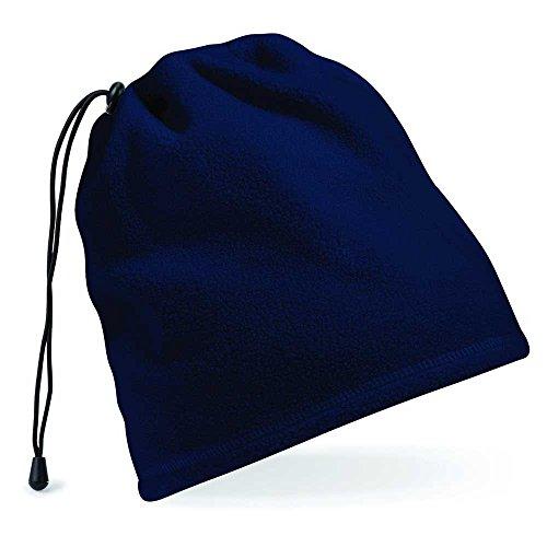 paño y del suave French Navy c Charcoal del Beechfield sombrero del Beanie grueso invierno wSqZA5nt