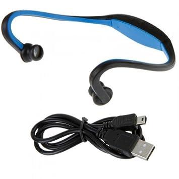 Andoer Auriculares inalámbricos Bluetooth de Deportes Auriculares para teléfono móvil y la PC (sólo sirve