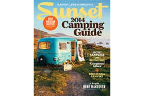 Sunset 2014 Camping Guide May 2014 ebook
