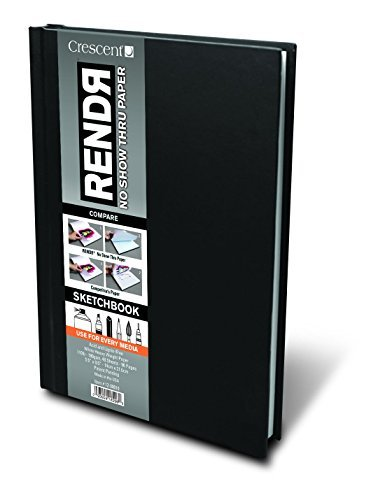 Crescent Creative Products RENDR Hardbound
