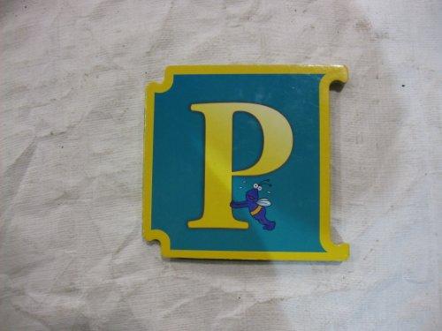 Pp: Zoe's Purple Pants (Sesame Street ABCs) -