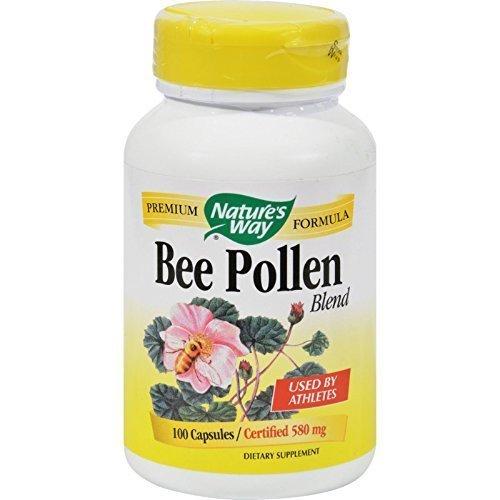 - NATURE'S WAY BEE POLLEN, 100 CAP by Nature's Way