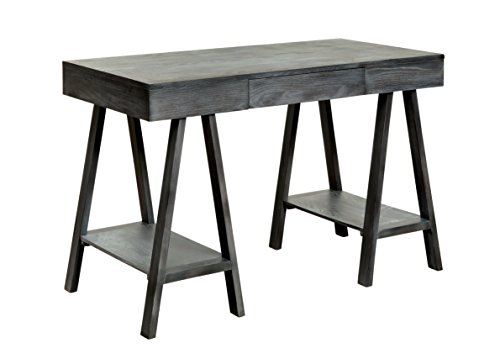 HOMES: Inside + Out ioHOMES Nimoren Sawhorse-Leg Writing Desk
