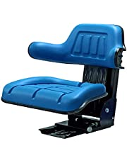 Tractorstoel New Holland Ford Oldtimer Ford, PVC, blauw