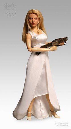 Buffy the Vampire Slayer Prophecy Girl