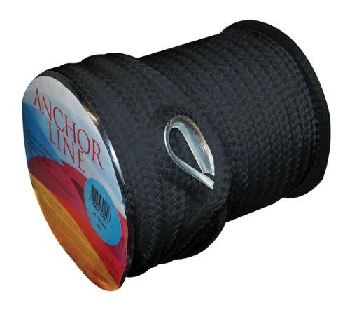 Unicord 300396 Black 3/8