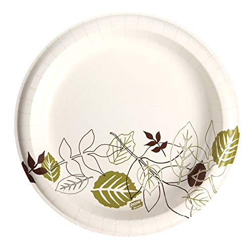Dixie Ultra Paper Plates, 10 1/8