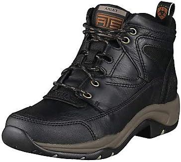 Ariat Women's Terrain Hiking Boots, Black - 11 B / Medium(Width)